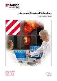 Advanced Structural Technology - Produktfakta