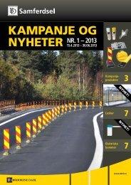 Samferdsel-kampanje-01-2013 - Produktfakta