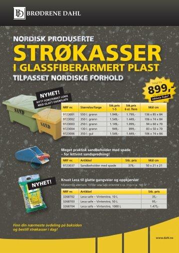 I GLASSFIBERARMERT PLAST - Produktfakta