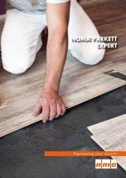 NOMA®PArkett eXPert - Produktfakta