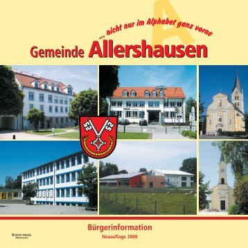 A Allershausen Gemeinde - Gemeinde Allershausen