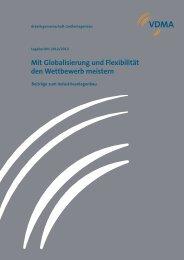 Download des Lageberichts der AGAB als PDF - Produktion