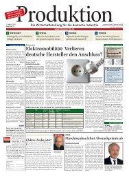 Ausgabe - 10 - 2010 - Effizienzfabrik