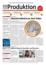Ausgabe - 39 - 2012 - Produktion