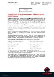 Weitere Informationen im PDF-Format (Auszug) - Produktrueckrufe.de