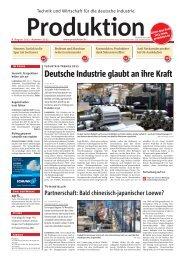 Ausgabe - 31-32 - 2013 - Produktion