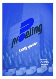Stiahnuť - Proeling sro