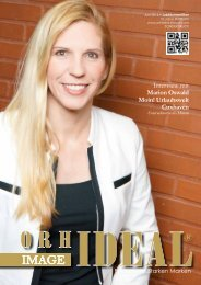 Orhideal IMAGE Magazin - Juni 2014