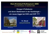 OMEGA-Studie - Prof-wendt.de