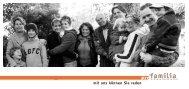 Mit uns können Sie reden - pro familia Schleswig-Holstein
