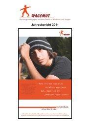 Jahresbericht 2011 - pro familia Schleswig-Holstein