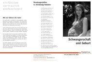 Schwangerschaft und Geburt - pro familia Schleswig-Holstein