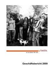 Geschäftsbericht 2000 - pro familia Schleswig-Holstein