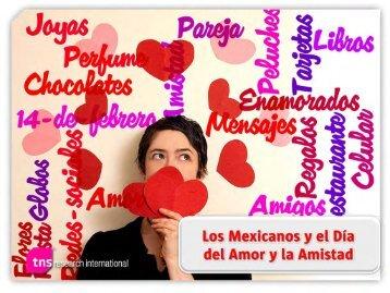 Los Mexicanos y el Día del Amor y la Amistad - Profeco