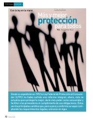 Más y mejor protección para todos - Profeco