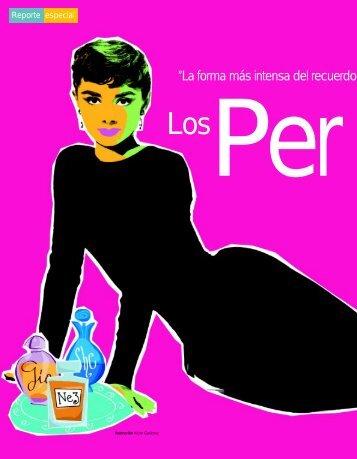 Los Perfumes - Profeco