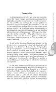 El ABC de los Servidores Públicos - Profeco - Page 7