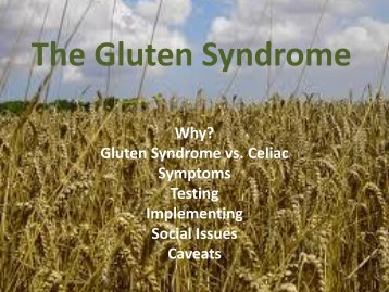 The Gluten Syndrome05192012print