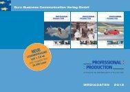 Mediadaten 2013 - Professional Production