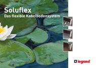 Broschüre Kabelbodensystem Soluflex™pdf, 3.0 MB - Legrand ...