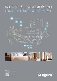 Broschüre Lösung für Hotels 2010pdf, 1.7 MB - Legrand - Legrand ...