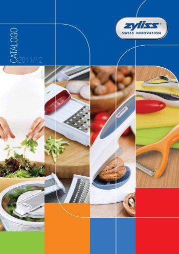 Catalogo zyliss - professione cucina