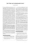 Vol. 1, No. 1 Vol. 2, No. 4 - Professorenforum - Seite 6