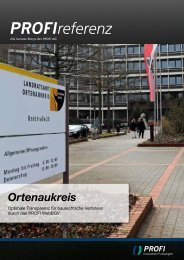 Ortenaukreis - PROFI Engineering Systems AG