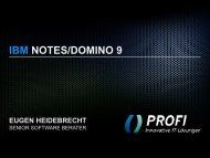 ibm notes/domino 9
