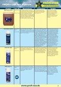 Profi Star Katalog-1-10 - Profi-Star Wartungsprodukte GmbH - Seite 7