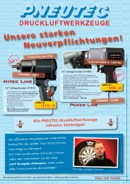 Pneutec Aktionsflyer 2012-02 - Profi-Tool.pl
