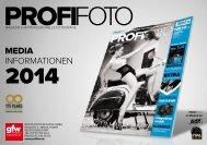 Download Mediadaten PROFIFOTO 2014