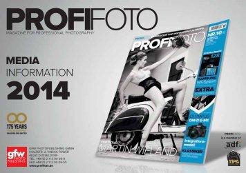MEDIA INFORMATION - Profifoto
