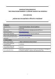 otevřít - Profil zadavatele