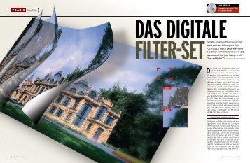 digitalen Filter - dets foto seite