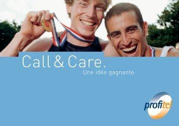 Brochure SPORT - ProfiTel AG