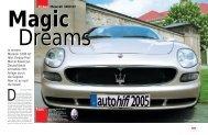 Einbau Maserati 3200 GT - ACR-Saarlouis.de