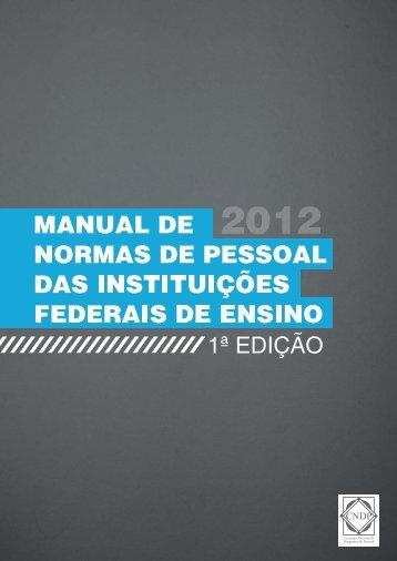 Manual Servidor - UFRRJ