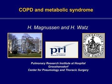 Metabolic syndrome - Progetto LIBRA