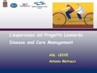 Presentazione di PowerPoint - Progetto LIBRA