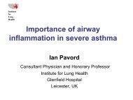 eosinophilic asthma - Progetto LIBRA
