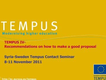 TEMPUS III