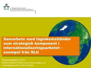 Exempel Sveriges lantbruksuniversitet workshop 7 (pdf)