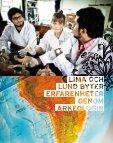Broschyr: Internationellt utbyte och samarbete inom högre utbildning - Page 6