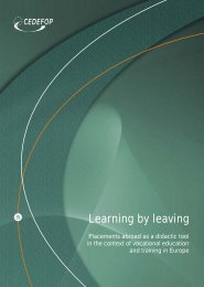 Learning by leaving - Internationella programkontoret för ...