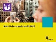 Atlas förberedande besök - Internationella programkontoret för ...