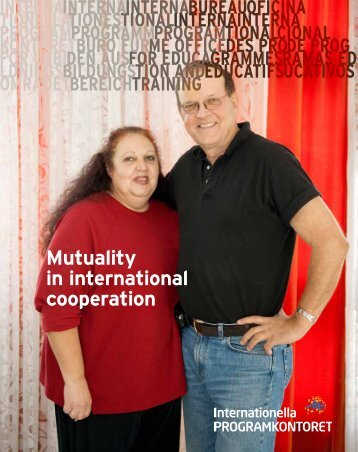 Mutuality in international cooperation