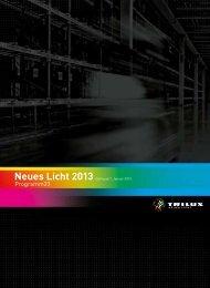 Neues Licht 2013 - Programm23