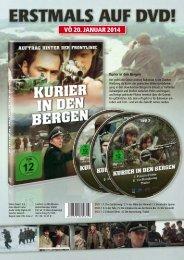 Kurier in den Bergen - Progress Film-Verleih