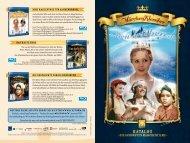 Booklet zu den schönsten Märchenklassikern - Progress Film-Verleih